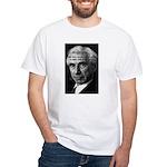 Bertrand Russell White T-Shirt