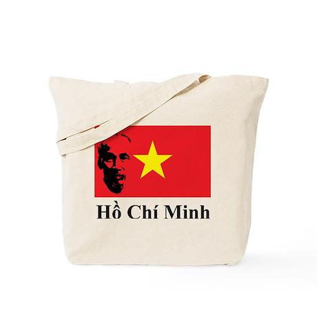 Ho Chi Minh Tote Bag
