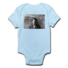 Ludwig Wittgenstein Infant Creeper