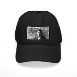 Ludwig Wittgenstein Black Cap