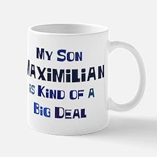 My Son Maximilian Small Small Mug