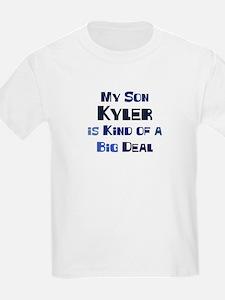 My Son Kyler T-Shirt