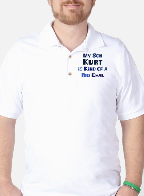My Son Kurt T-Shirt