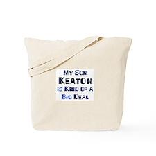 My Son Keaton Tote Bag