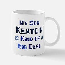 My Son Keaton Small Small Mug