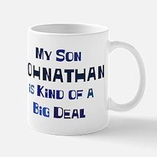 My Son Johnathan Mug