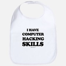 I have computer hacking skills ~  Bib