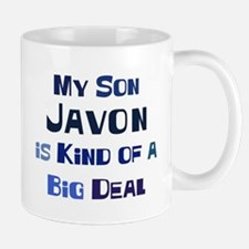 My Son Javon Small Small Mug