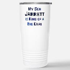 My Son Jarrett Stainless Steel Travel Mug
