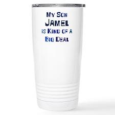 My Son Jamel Travel Mug