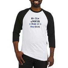 My Son Jamel Baseball Jersey
