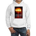 Atomic Bomb: Oppenheimer Hooded Sweatshirt