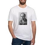 Quantum Physics: Niels Bohr Fitted T-Shirt