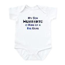 My Son Humberto Infant Bodysuit