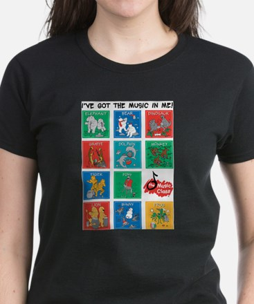 The Music Class Collections T-Shirt