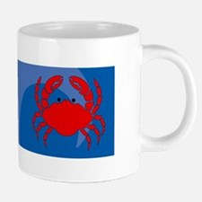 Cool Wooden crab mallets 20 oz Ceramic Mega Mug