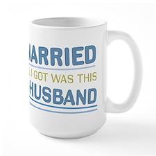 Lousy Husband Mug