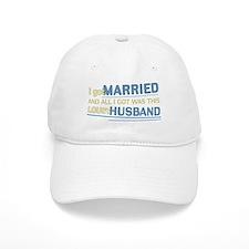 Lousy Husband Baseball Cap