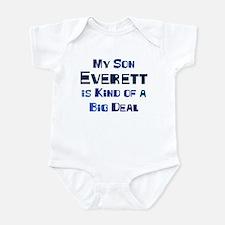My Son Everett Onesie