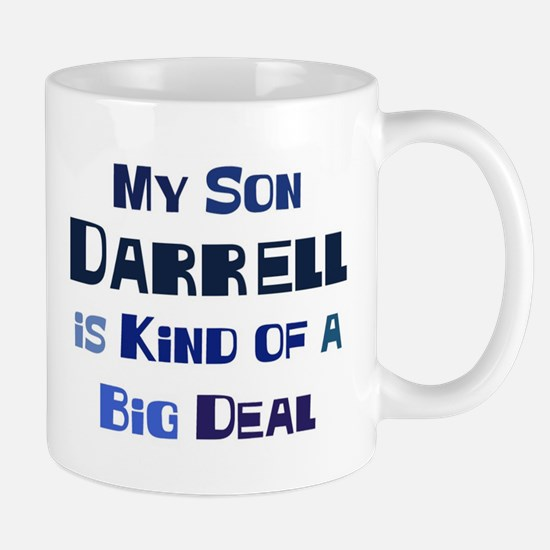 My Son Darrell Mug