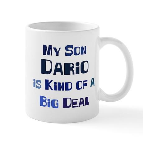 My Son Dario Mug