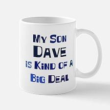 My Son Dave Mug