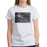 Alternating Current: Tesla Women's T-Shirt