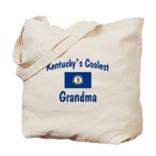 Coolest Kentucky Grandma Tote Bag