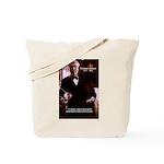 Imagination Thomas Edison Tote Bag