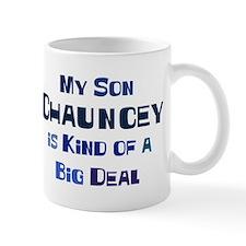 My Son Chauncey Mug