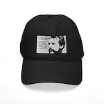 Alexander Graham Bell Black Cap
