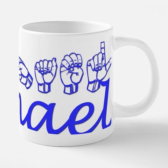 michael copy.png 20 oz Ceramic Mega Mug