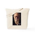 Charles Darwin: Evolution Tote Bag