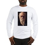 Charles Darwin: Evolution Long Sleeve T-Shirt