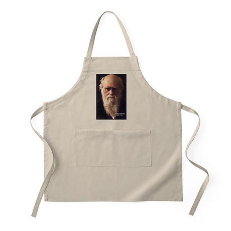 Charles Darwin: Evolution: Kitchen / Barbecue
