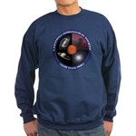 Sweatshirt (black or navy)