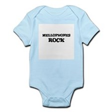 MELLOPHONES ROCK Infant Creeper