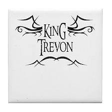 King Trevon Tile Coaster