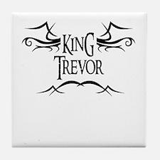 King Trevor Tile Coaster