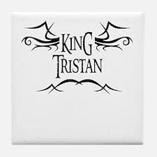 King Tristan Tile Coaster