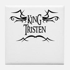 King Tristen Tile Coaster