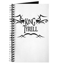 King Tyrell Journal