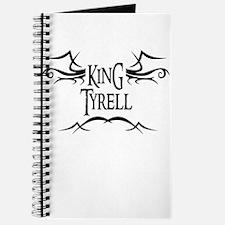 King Tyrell Journal
