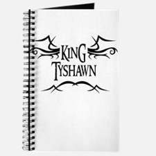 King Tyshawn Journal