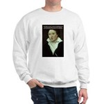 Romantic Writer: Percy Shelley Sweatshirt