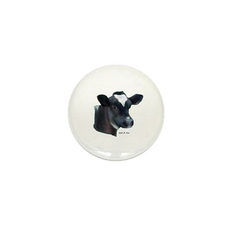 Holstein Mini Button (100 pack)