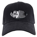 Novelist George Orwell Black Cap