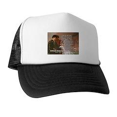 Hamlet Famous Soliloquy Trucker Hat