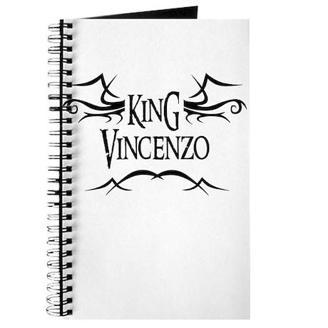 King Vincenzo Journal
