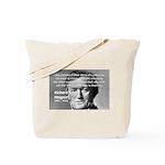 Musician Richard Wagner Tote Bag